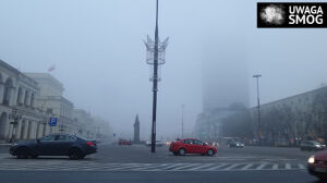 Smog nad Warszawą, ale alarmu nie ma
