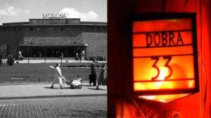 """Kino Moskwa, Cafe Grażynka, Dobra 33/35. Tworzymy mapę """"Warszawy nieodżałowanej"""""""