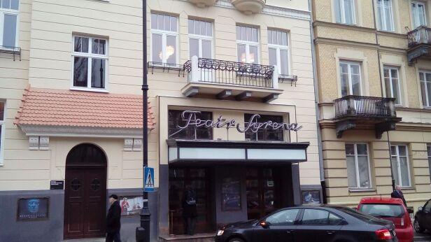 Budynek Teatru Syrena Łukasz2 / Wikimmedia Commons (CC0)