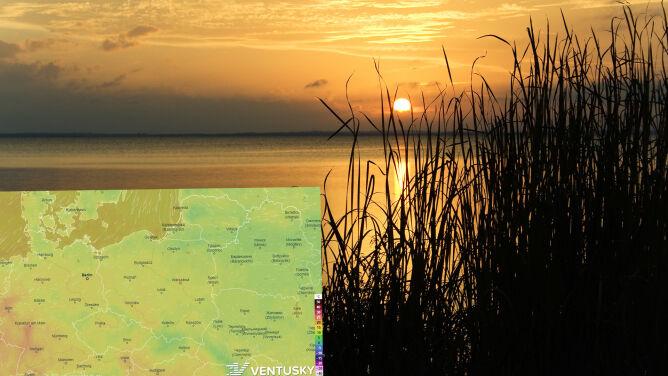 Pogoda na 5 dni: sporo słońca, <br />ale i stopniowe ochłodzenie