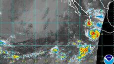 Na Pacyfiku narodził się huragan. Nieubłaganie sunie na zachód