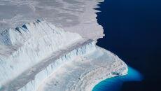 Góra lodowa w Arktyce
