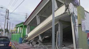 Trzęsienie ziemi w Portoryko