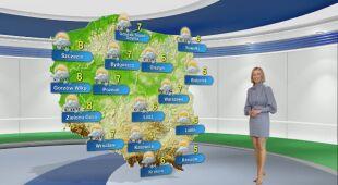 Prognoza pogody na czwartek 08.04